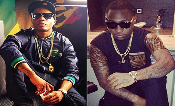 "davido wizkid Wizkid vs Davido Again?:  ""Dumb Niggas Catch Feelings! "" – Wizkid Takes Another Swipe At Davido"