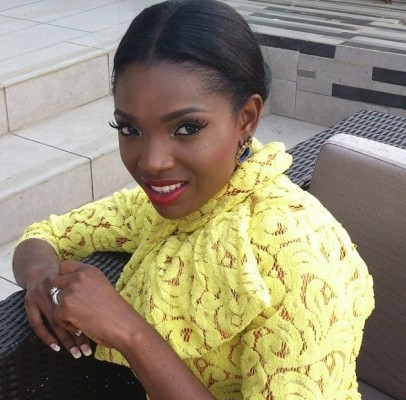 ann Congrat:  Annie Idibia Turns 30 + SEE The Cake 2Face Gave Her (Photos)