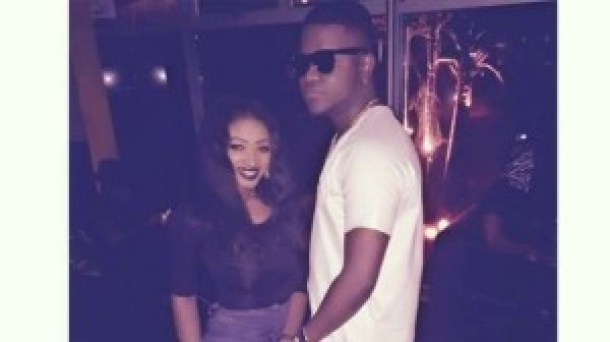ska 300x168 Skales Marks One Year Anniversary With Girlfriend