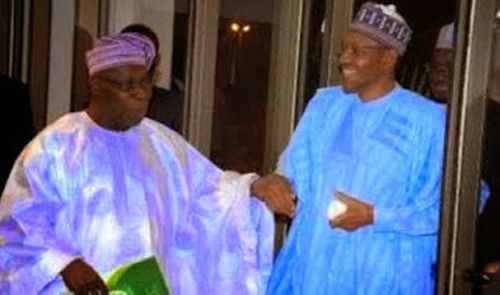 Breaking News:- Obasanjo Defects To APC