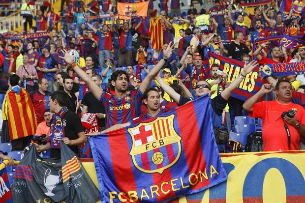 Barca Fans 1893910a - Barcelona Could Join Premier League If Catalonia Gains Independence