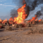 135 bandits killed in joint raid by Nigerian military in Katsina and Zamfara states.