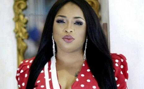 Kemi Afolabi Slammed On Social Media For Wearing Swimsuit In Dubai