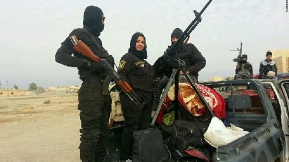 The Iraqi housewife who 'cooked the heads' of ISIS fighters