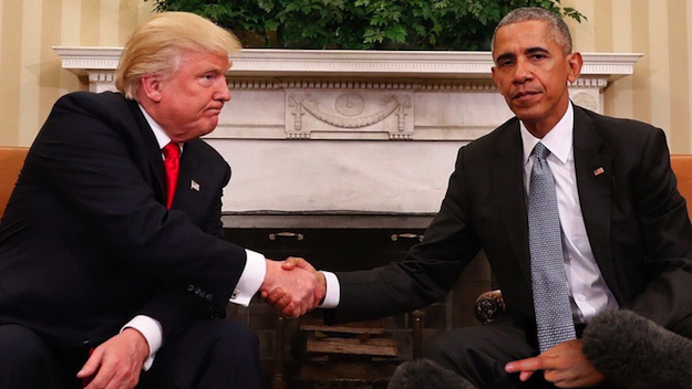 'There Is Only 1 US President, I Am Till January 2017'- Obama Fires Warning At Donald Trump