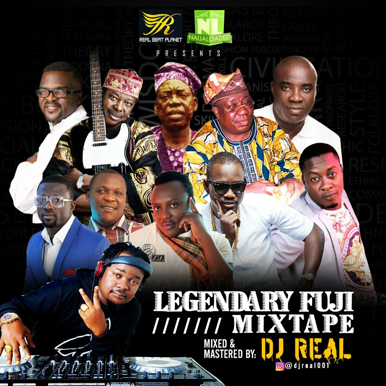 Legendary Fuji Musician, Adewale Ayuba, Has Released A Musical Video Sensitising Nigerians On Preventive Measures To Curtail Covid 19. Ayuba, Who Took To His Instagram Handle (officialayuba) To Showcase The Musical Video, Urged Nigerians To Pray Fervently During This Critical Period For God