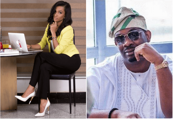 JAZZY - 'Marry Me And Don't Work A Day Again In Your Life' – Don Jazzy Tells Italian-Ghanaian Model