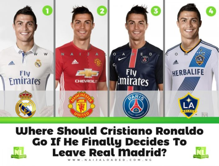 Ronaldo 2 700x532 - Lets Settle This Now!! Where Should Cristiano Ronaldo Go If He Finally Decides To Leave Real Madrid?
