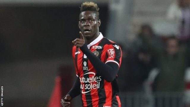 Balotelli Reacts To Ronaldo's Awkward Goal Celebration For Juventus