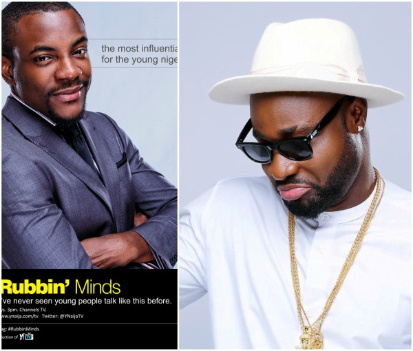 """ebus - """"I Am Not Married And I Don't Have A Girlfriend Right Now""""- Harrysong Reveals"""