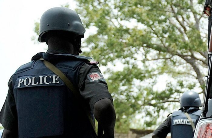 nigeria police  690x450 700x457 - Police Arrest Five Women For Selling Three-year-old Boy (Photo)