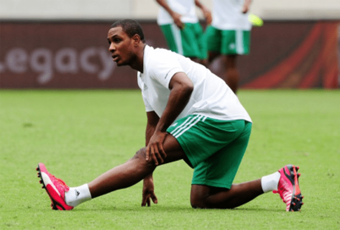 Ighalo - Zambia Can't Stop My World Cup Dream – Ighalo