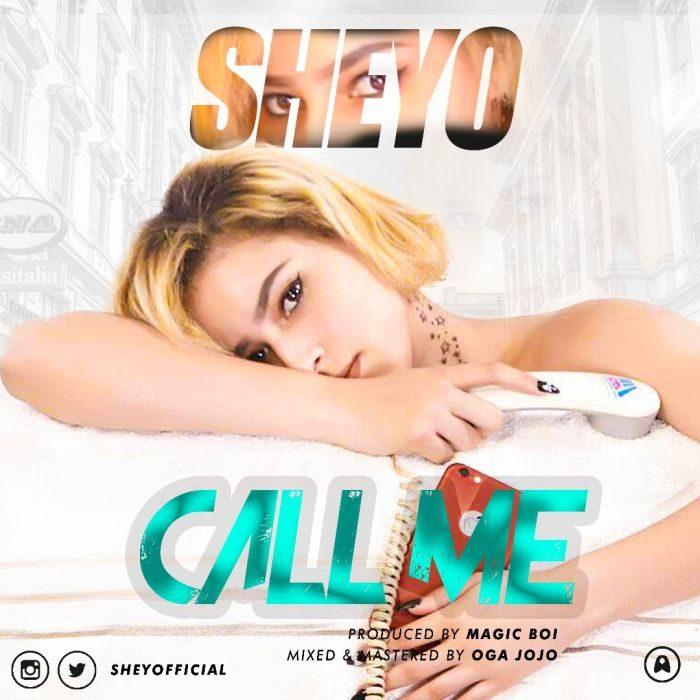 CALL ME Artwork 700x700 - [Music] Sheyo – Call Me