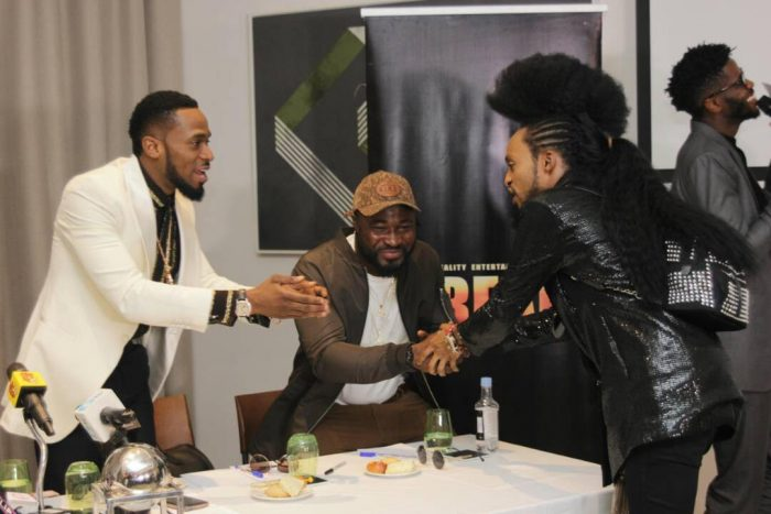 CREAM14 700x467 - D'banj Gives Out Million In Naira To Winners As Cream Platform Celebrates 1 Year Anniversary (See Photos)