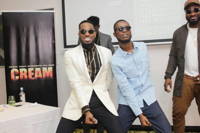 CREAM7 700x467 - D'banj Gives Out Million In Naira To Winners As Cream Platform Celebrates 1 Year Anniversary (See Photos)