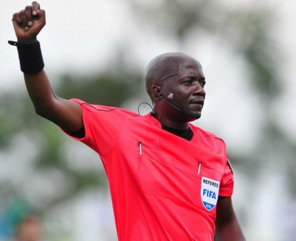 Joshua Bondo - Finally Revealed: Checkout The Referee Who Will Officiate The Nigeria Vs Zambia Clash In Uyo (Photo)