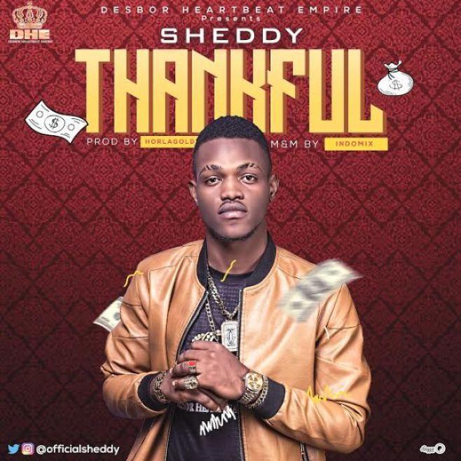 Sheddy Thankful - [Music] Sheddy – Thankful