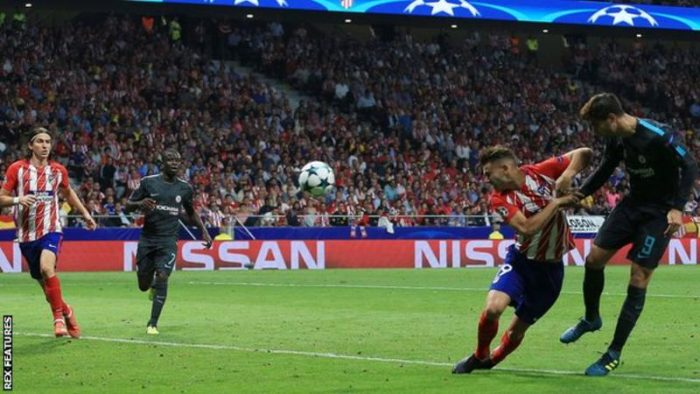 chelsea 4 700x394 - Champions League:- Atletico 1 – 2 Chelsea (See All Goals Highlight)