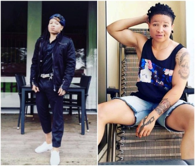 chichi - Former Super Falcons Star, Chichi Igbo Comes Out As A Lesbian (See What She Said)