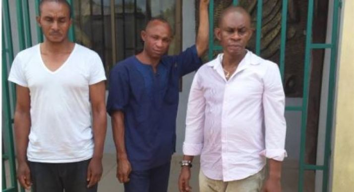 herbb - EFCC Arrests Native Doctor, 3 Other Fraudsters (Photos)