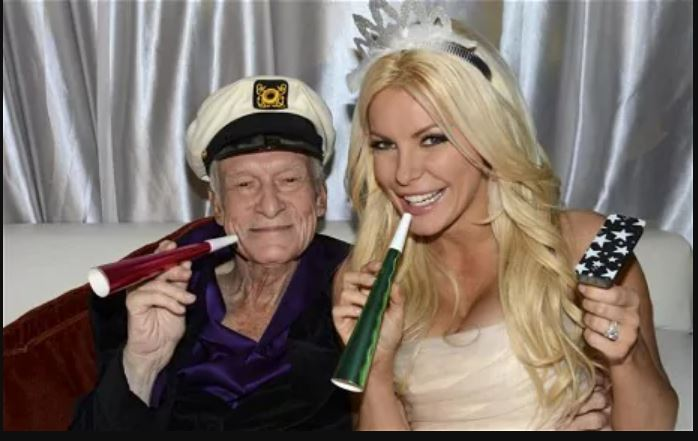 huge 1 - Playboy Founder, Hugh Hefner's 30 year-old Wife To Inherit Nothing From His Fortune