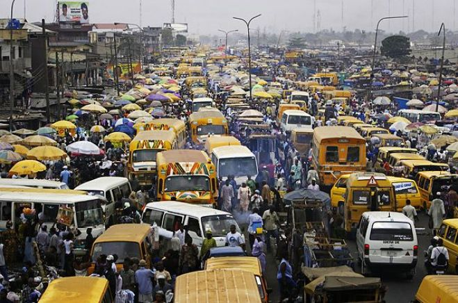 lagos 2 - Lagos Ranked 3rd Worst City In The World For Drivers By Forbes & It's The Only African City On List (See FULL List)