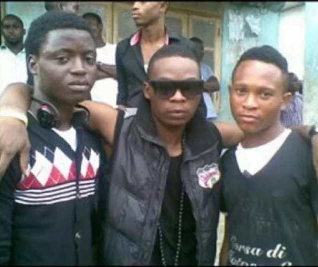 olamide 1 - Funny:- See This Throwback Photo Of Olamide, Viktoh And Dj Enimoney, You'll Praise Thy Lord
