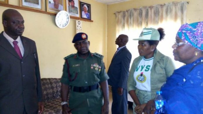 2 47 - Kidnapped Female Corp Member Rejects Redeployment After Regaining Freedom (Photos)
