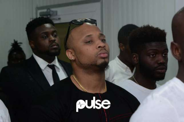 2017 10 12 PHOTO 00000077 - Photos From DJ Olu's Burial.. Davido, B Red, Special Ed And Many More Attend