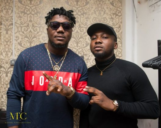 IMG 20171012 WA0020 700x560 - EXCLUSIVE: Photos From Ace Producer, Mystro And UK Djs Meet & Greet