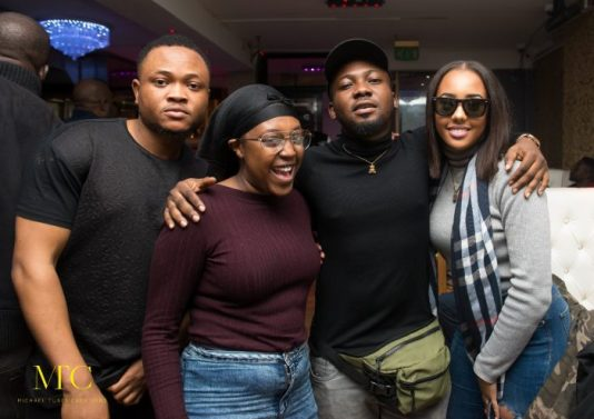 IMG 20171012 WA0025 700x496 - EXCLUSIVE: Photos From Ace Producer, Mystro And UK Djs Meet & Greet