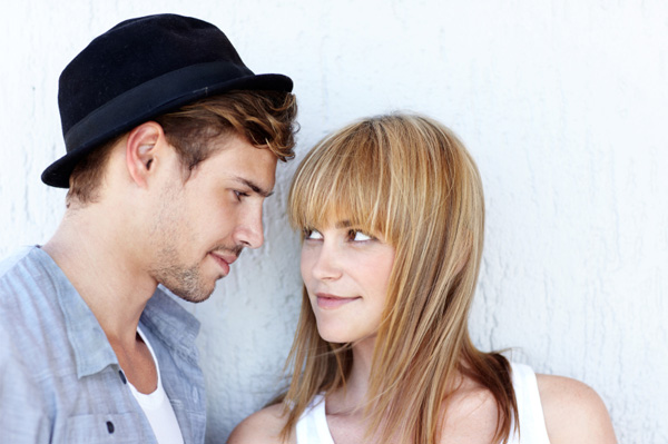 cute man woman - Where Are The Guys? Check Out The Ways To Woo A Girl Without Using Money
