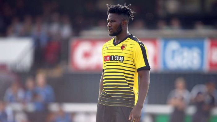 isac 700x394 - Watford Manager Warns Super Eagles Isaac Success After Scandal With Sex Workers