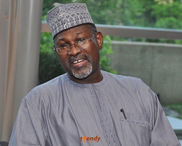 jega visit 7 - Nigeria Needs Competent, Not Strong Leader – Ex INEC Boss, Jega