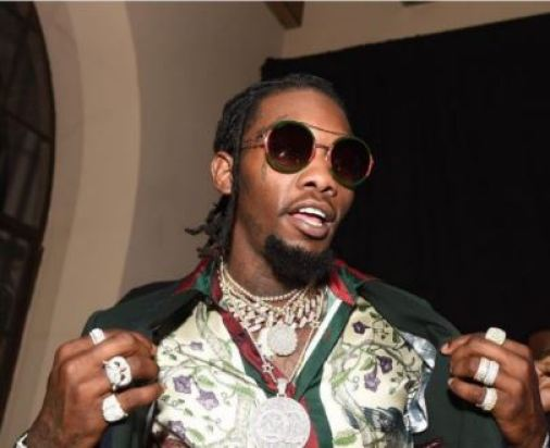 offset2 - Hushpuppi Mentor! Cardi B's Boyfriend Offset Given 30% Gucci Discount For Life Over Patronage