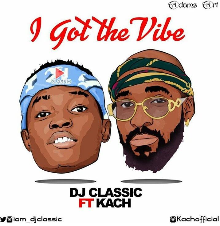 dj classic kach
