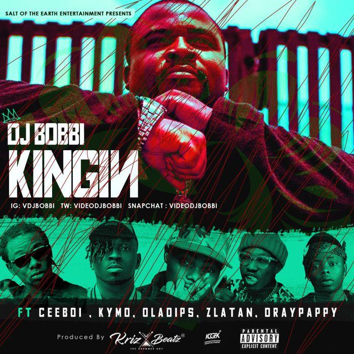 DJ Bobbi, Krizbeat, Oladips, Ceeboi, Kymo, Zlatan & Drayapapy