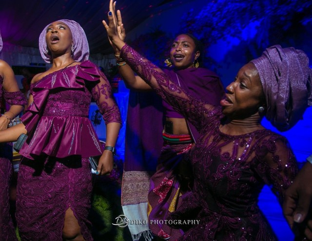 DJ Sose Weds In Style