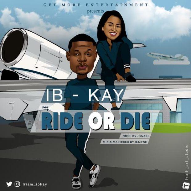 Image result for IB-KAY – Ride Or Die
