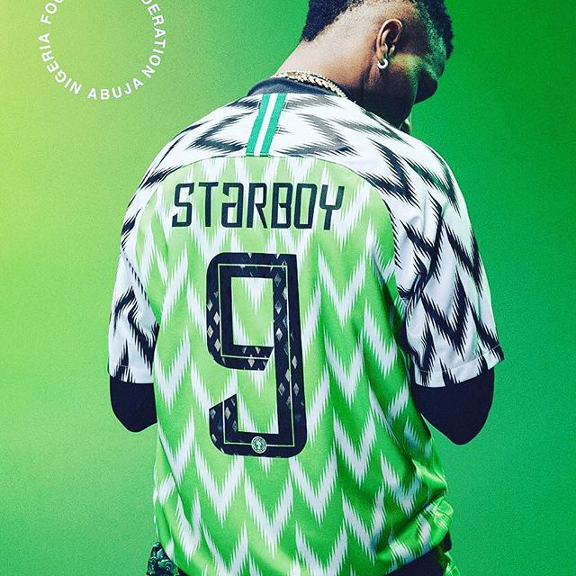 1eb0345e3f7 Did Wizkid Just Abandoned Music For Football  – The Starnews