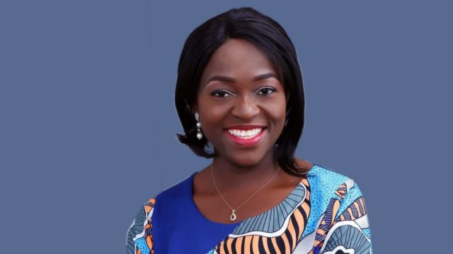 Female Presidential Aspirant, Eunice Atuejide Suspended By Party