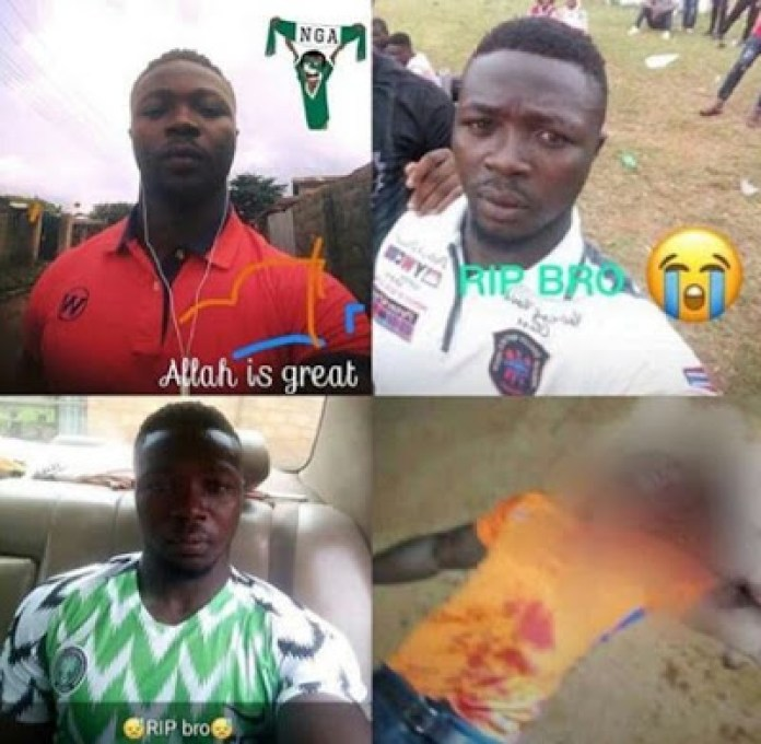anti - Anticult Group Member Killed In Poly Ibadan (Photos)