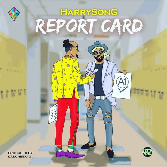 [Music] Harrysong – Report Card