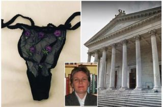 Outrage After Girl's Panties Was Used As Evidence To Prove The Innocence Of A Man Who Allegedly Raped Her (Photos)