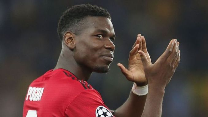 Pogba Reveals When He Will Leave Manchester United