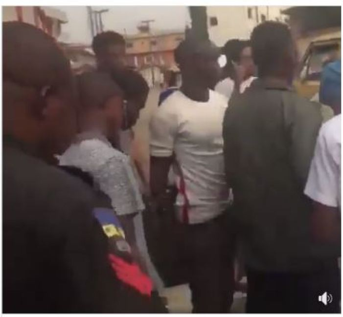 Aged Man Arrested After Stealing Bras And Panties In Lagos (Photos) 3