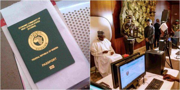 BREAKING!! New International Passport To Cost N70,000