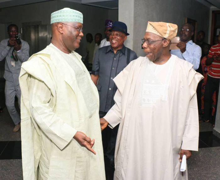 """Atiku Is Two Times Better Than Buhari"" – Obasanjo Insists"