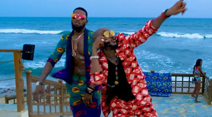 "[Video] D'Banj x 2Baba – ""Baecation"""