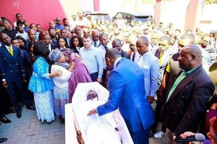 , Controversial Prophet Trends After Claiming To Have Raised A Dead Man During Service (See Photos), Naijasee